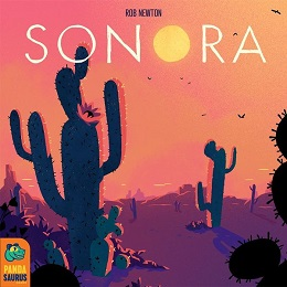 Sonora Board Game