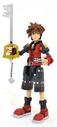 Kingdom Hearts 3: Valor Form Toy Story Sora Figure