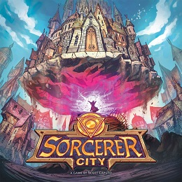 Sorcerer City Board Game