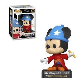 Funko POP: Disney: Archives: Sorcerer Mickey