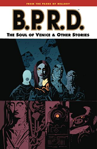 B.P.R.D. Volume 2: The Soul of Venice and Other Stories TP - Used