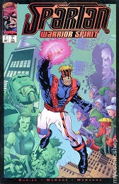 Spartan Warrior Spirit (1995 Series) Complete Bundle - Used