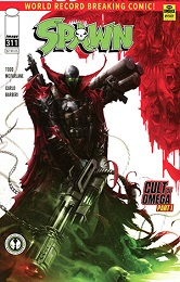 Spawn no. 311 (1992 Series) (C Cover)