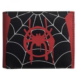 Spider-Man Ballistic Nylon Bi-Fold Wallet