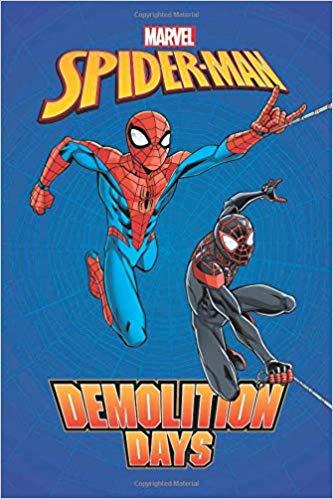 Spider-Man: Demolition Days TP