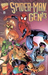 Spider-Man Gen 13 no. 1 (1996 Series) - Used