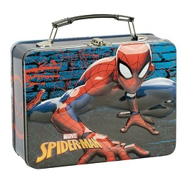 Marvel Spider-Man Large Tin Lunchbox