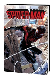 Spider-Man Miles Morales Omnibus HC