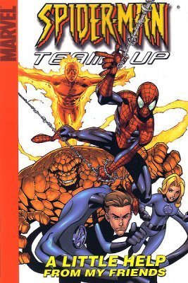 Spider-Man Team-Up: A Little Help From My Friends (Marvel Digest Version) - Used