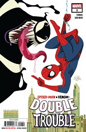 Spider-Man and Venom: Double Trouble no. 1 (2019 Series)
