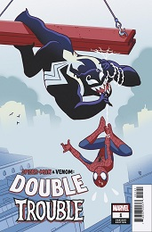 Spider-Man and Venom: Double Trouble no. 1 (2019 Series) (Ganuch)