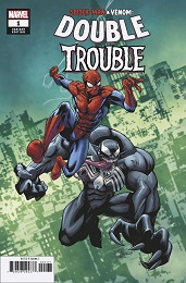 Spider-Man and Venom: Double Trouble no. 1 (2019 Series) (Lubera)