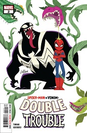 Spider-Man and Venom: Double Trouble no. 2 (2019 Series)