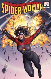 Spider-Woman no. 1 (2020 Series) (Yoon New Costume Variant)