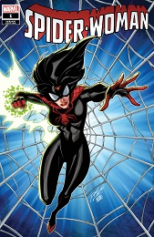 Spider-Woman no. 1 (2020 Series) (Ron Lim Variant)