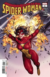 Spider-Woman no. 1 (2020 Series) (Yoon Classic Variant)