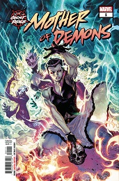 Spirits Ghost Rider: Mother of Demons no. 1 (2020 Series)