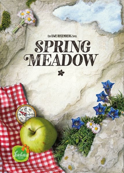 Spring Meadow Board Game - USED - By Seller No: 6317 Steven Sanchez