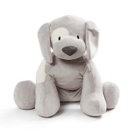 Plushie: Spunky Sound Toy Gray