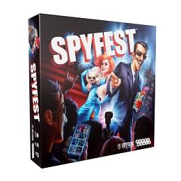 Spyfest Board Game