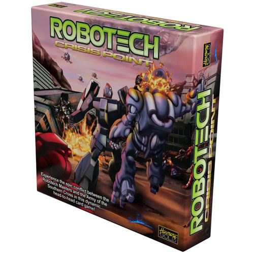 Robotech: Crisis Point Card Game