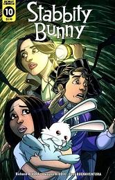 Stabbity Bunny no. 10 (2018 Series)