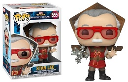 Funko POP: Icons: Stan Lee in Ragnarok Outfit
