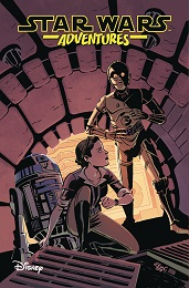 Star Wars Adventures Volume 9: Fight the Empire TP