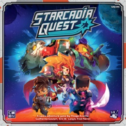 Starcadia Quest Board Game