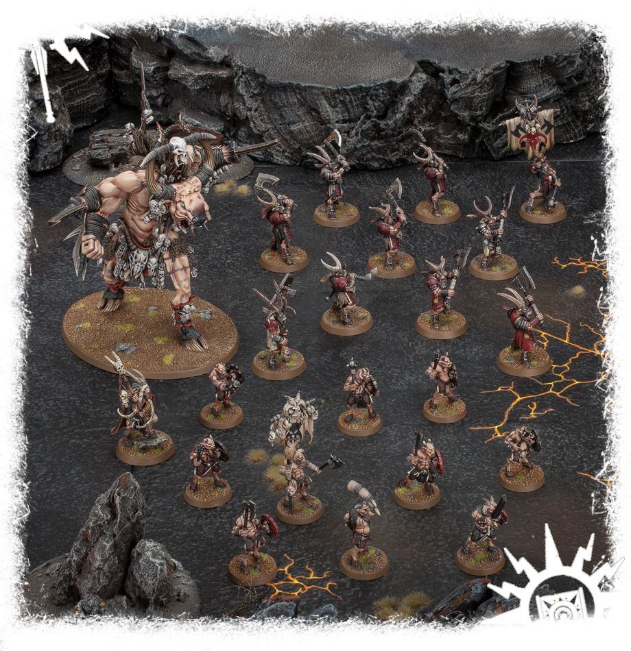 Warhammer: Age of Sigmar: Start Collecting Beasts of Chaos 70-79