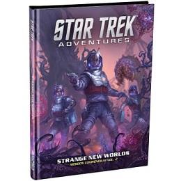 Star Trek Adventures: Strange New Worlds: Mission Compendium Volume 2