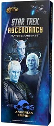 Star Trek Ascendancy: Andorian Empire Expansion