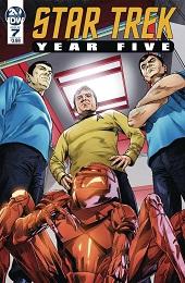 Star Trek: Year Five no. 7 (2019 series)