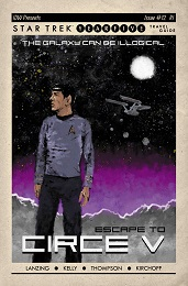 Star Trek: Year Five no. 12 (2019 series)