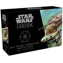 Star Wars Legion: AAT Trade Federation Battle Tank Unit Expansion