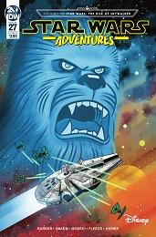 Star Wars Adventures no. 27 (2017 Series)