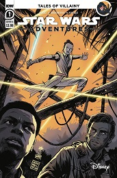 Star Wars Adventures no. 1 (2020 Series)
