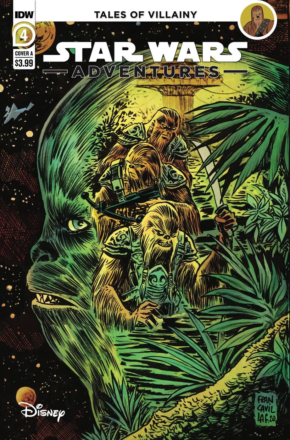 Star Wars Adventures no. 4 (2020 Series)