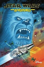 Star Wars Adventures Volume 11: Rise of the Wookies TP