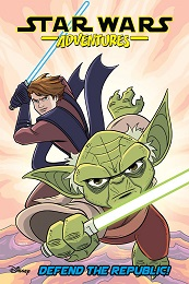 Star Wars Adventures Volume 8: Defend the Republic TP