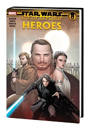 Star Wars: Age of Republic: Heroes HC