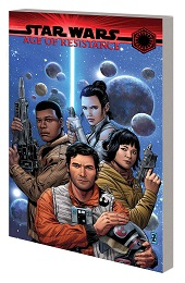 Star Wars Age of Resistance: Heroes TP