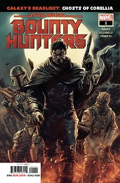 Star Wars: Bounty Hunters no. 1 (2020 Series)