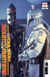 Star Wars: Bounty Hunters no. 1 (2020 Series) (Movie Variant)