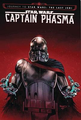 Journey to Star Wars The Last Jedi: Captain Phasma HC