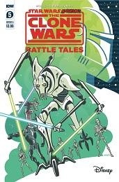 Star Wars Adventures Clone Wars no. 5 (2020 Series)