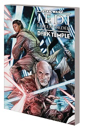 Star Wars: Jedi Fallen Order Dark Temple TP