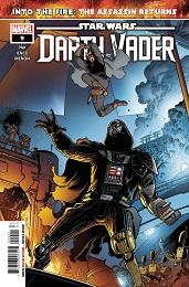 Star Wars: Darth Vader no. 9 (2020 Series)