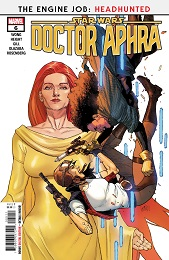 Star Wars: Doctor Aphra no. 6 (2020 Series)