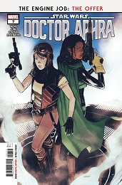 Star Wars: Doctor Aphra no. 7 (2020 Series)